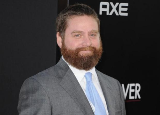 This is Zach Galifianakis. He met and befriended Mimi at the laundromat back in 1994 when they were both struggling. Over the years they lost touch, and while Mimi's struggles became more dire, Zach found great success and wealth.