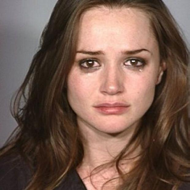 Tori Black aka Michelle Chapman, domestic battery