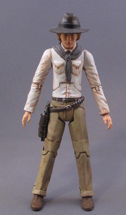 Luke Skywalker as Luke S. Walker