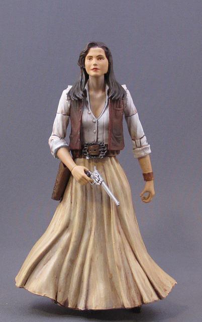 Princess Leah as Leah Orango