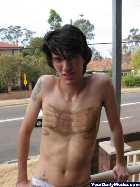 Ugly Tattoo: Posted by: benmw on 03/07/2007 @ 9:44am